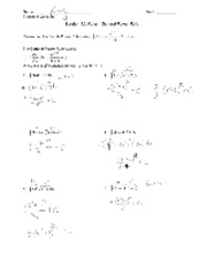 TC- Chapter 5.2a Solutions