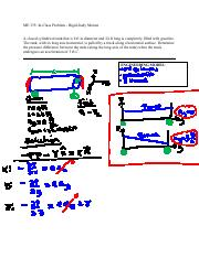 ME 335_5b In-Class Problem – Rigid-body Motion_filled
