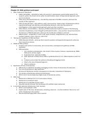 Study guide CH15 DNA replication & repair (1)