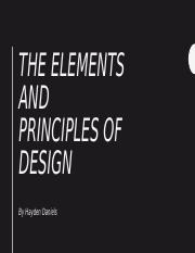 The Elements and Principles of Design.pptx