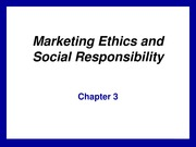 Business Ethics chap 3