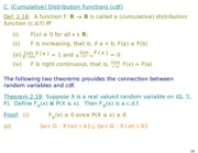 cumulative distribution math 2030