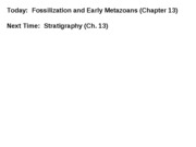 Fossils_and_Metazoans_Lecture