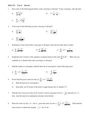 Review Test4  M272 with solutions.pdf