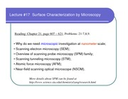 lecture_17_Surface Characterization by Microscopy