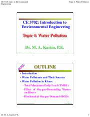 CE 3702 - Topic 4 - Water Pollution.pdf
