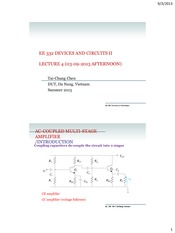 EE 332 lecture 8 VN 2013