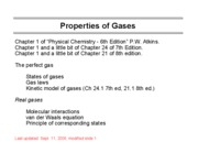 properties of gases-Ch1