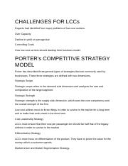 CHALLENGES FOR LCCs.docx