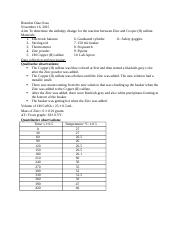 Enthaply change of zinc and copper sulfate-1.docx