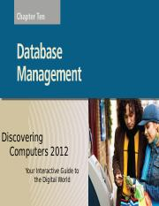 Chapter10 (Database management)