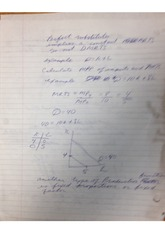 production function notes