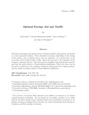 Optimal_foreign_aid_and_tariffs