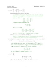 MATH 211 Spring 2015 Written Homework 2 Solutions