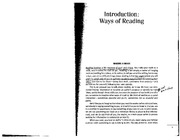 Ways of Reading-Introduction.pdf