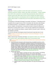 Information Technology notes