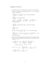 PHYS 326 Assignment 2 Solutions
