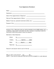 Travel_Application_Worksheet