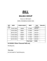 BALAKA GROUP 3