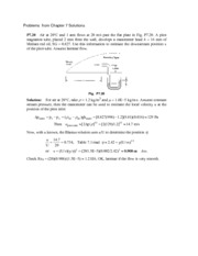 Chapter 7 problems solutions