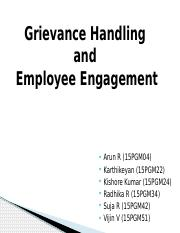 Grievance Handling and Employee Engagement.pptx