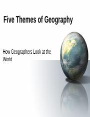Five_Themes_of_Geography.ppt