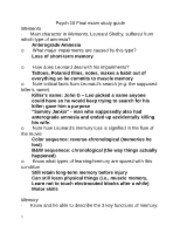 Psych 10 Final Fall 2012 Study Guide (1)
