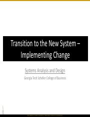 SAND_210_Transition to the New System - Implementing Change.pdf