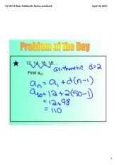 A2_U4_L9_Sum_of_Arithmetic_Series_Day_1