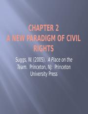 Chapter 21.A New Paradigm of Civil Rights.pptx