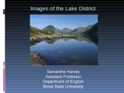 Images of the Lake District