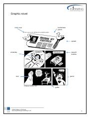 Elements of a Graphic Novel 2