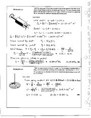 216_Mechanics Homework Mechanics of Materials Solution