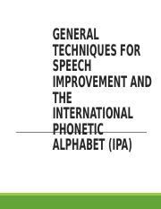 THE INTERNATIONAL PHONETIC ALPHABET (ipa) Simple.ppt