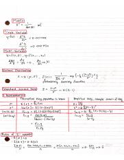 STAT371 MIDTERM REVIEW NOTES