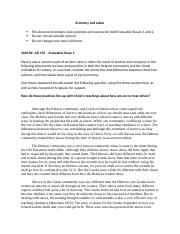 Essay Paper Writing Services  Pages Evaluative Essay Economy And Labor Topicdocx Topics For Proposal Essays also Writer For Hire Evaluative Essay Docx  Evaluative Essay Sciencemedicine Jessica  Thesis Of An Essay