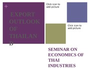 EXPORT_OUTLOOK_OF_THAILAND_-_SEMINAR