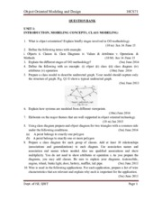ISE-VII-OBJECT-ORIENTED  MODELING AND DESIGN [10CS71]-QUESTION PAPER
