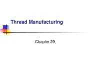 Thread Manufacturing