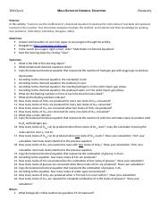 WebQuest-Mole Ratios in Chemical Equations.docx