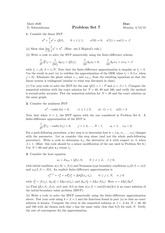 Numerical Methods for Differential Equations Homework 7