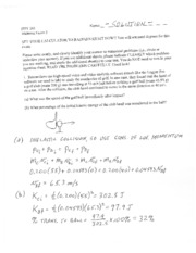 PHY 161 Midterm 3 Solution