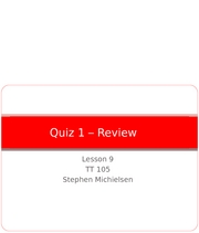 9_Quiz_1_Review