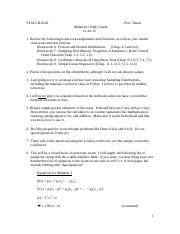 STAT-UB.0103  Midterm 2 Study Guide 11-19-15