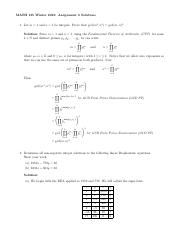 MATH135W16Assignment06Solutions