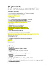 2012 BIOL 230 Study Guide  Exam 2(2).doc