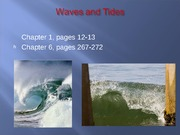 1-3 Waves and Tides