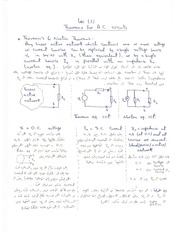 Lecture2_Theorems for AC circuits