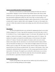 Example Paper Research