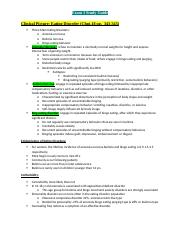 Exam 3 Study Guidje